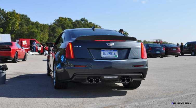 2016 Cadillac ATS-V Coupe 102