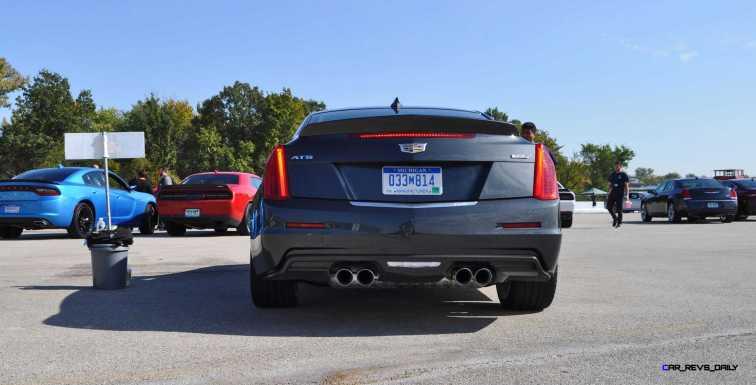 2016 Cadillac ATS-V Coupe 108