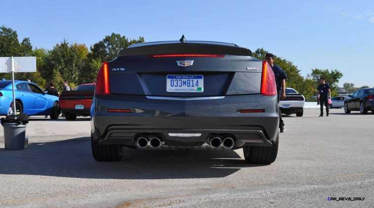 2016 Cadillac ATS-V Coupe 110