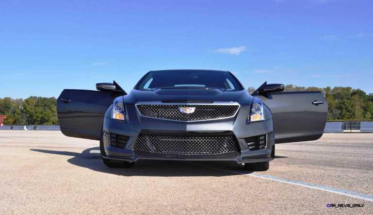 2016 Cadillac ATS-V Coupe 16