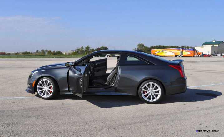 2016 Cadillac ATS-V Coupe 27
