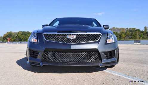 2016 Cadillac ATS-V Coupe 42