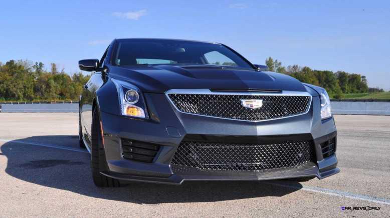 2016 Cadillac ATS-V Coupe 49