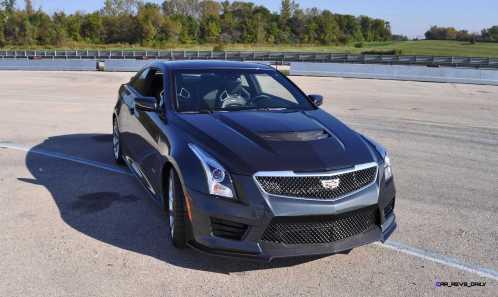 2016 Cadillac ATS-V Coupe 51
