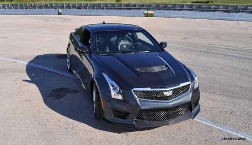 2016 Cadillac ATS-V Coupe 52