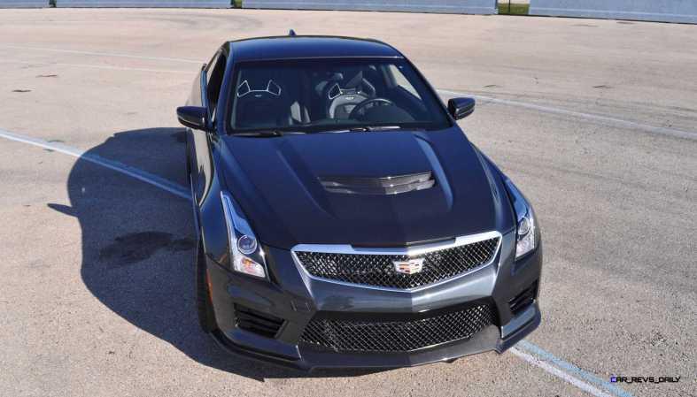 2016 Cadillac ATS-V Coupe 54
