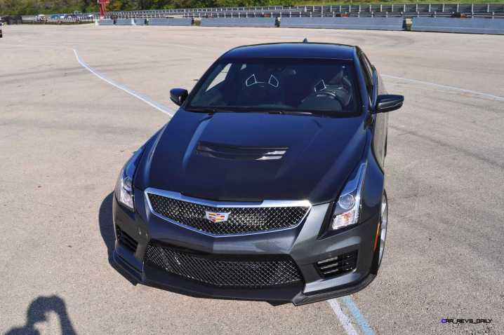 2016 Cadillac ATS-V Coupe 56