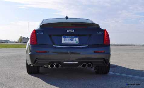 2016 Cadillac ATS-V Coupe 73