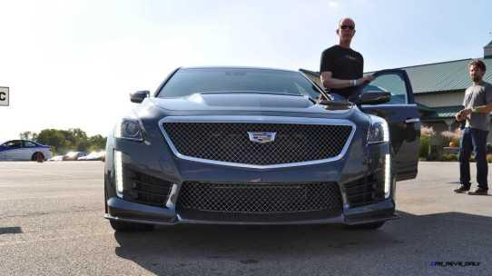2016 Cadillac CTS-V Phantom Grey and Carbon Package 17