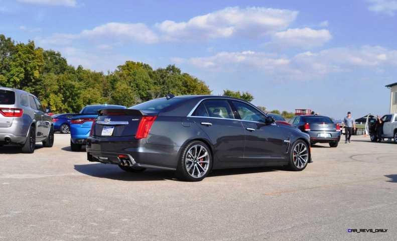 2016 Cadillac CTS-V Phantom Grey and Carbon Package 51