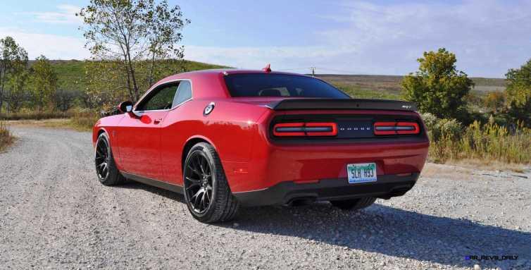 2016 Dodge Challenger SRT Hellcat 107