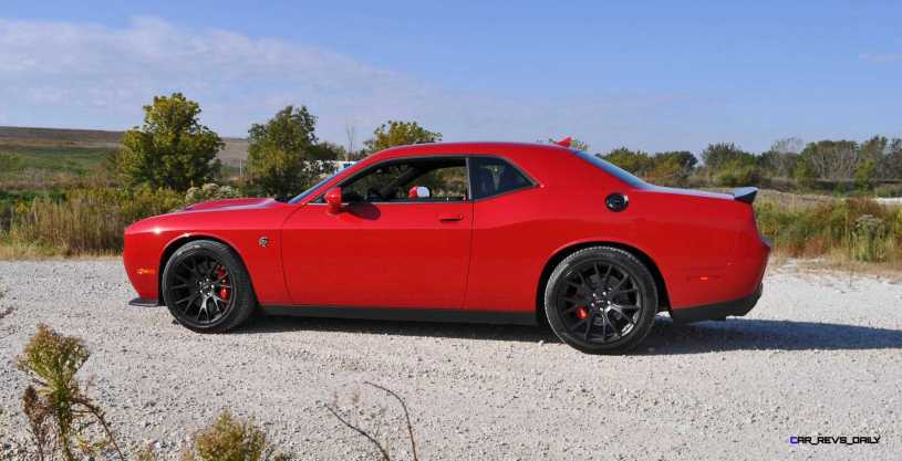 2016 Dodge Challenger SRT Hellcat 56