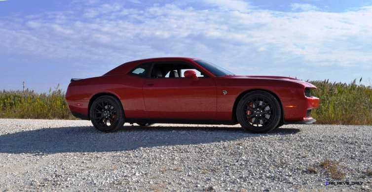 2016 Dodge Challenger SRT Hellcat 79
