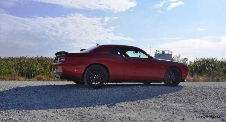 2016 Dodge Challenger SRT Hellcat 88