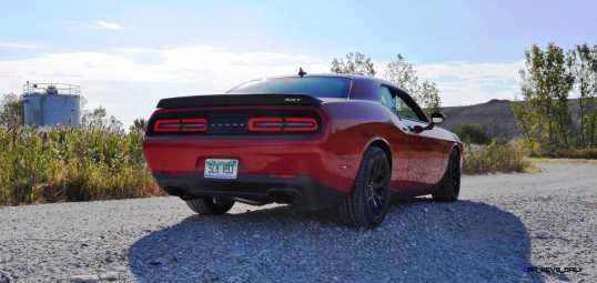 2016 Dodge Challenger SRT Hellcat 95