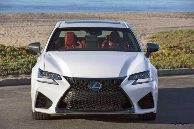 2016 Lexus GS-F 4