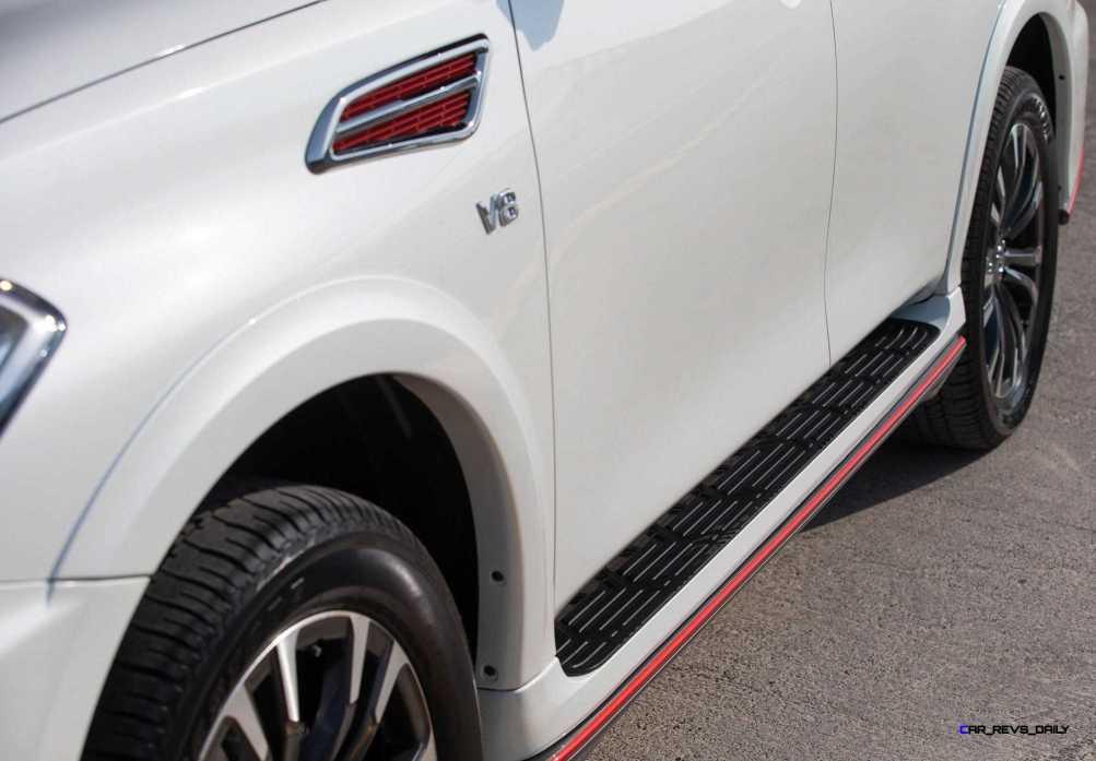 2016 Nissan Patrol NISMO 15