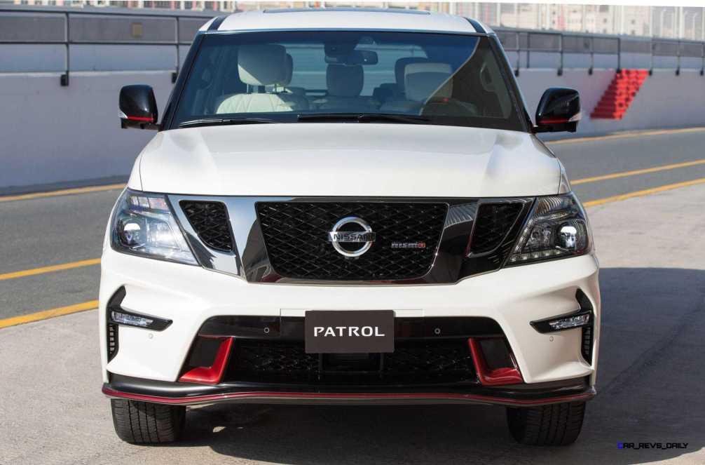 2016 Nissan Patrol NISMO 23