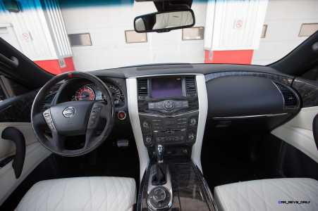 2016 Nissan Patrol NISMO 25