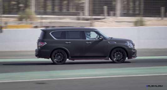 2016 Nissan Patrol NISMO Black 15