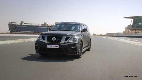 2016 Nissan Patrol NISMO Black 28