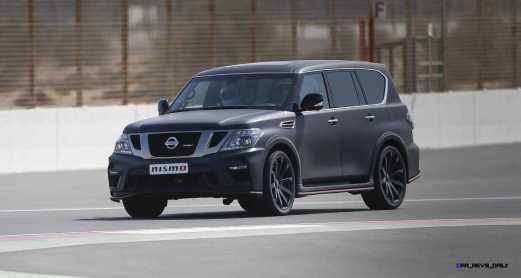 2016 Nissan Patrol NISMO Black 35