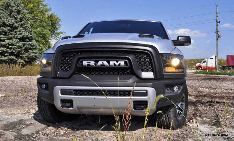2016 RAM Rebel Silver 4