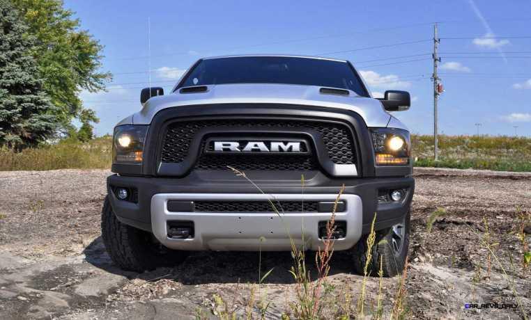 2016 RAM Rebel Silver 5
