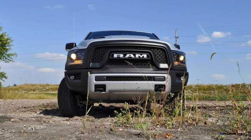 2016 RAM Rebel Silver 77