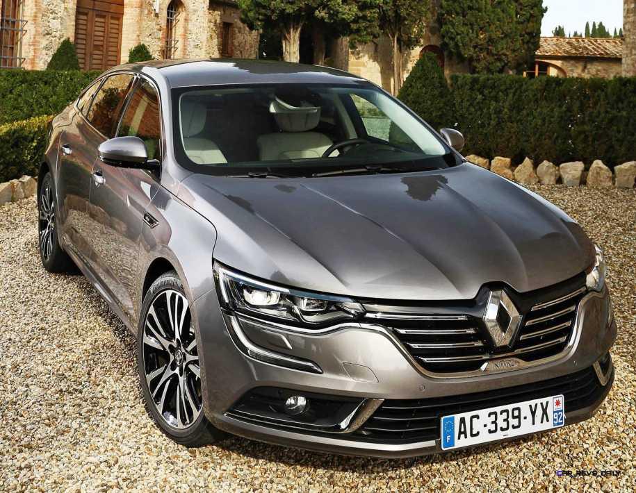2016 Renault Talisman Pricing 46