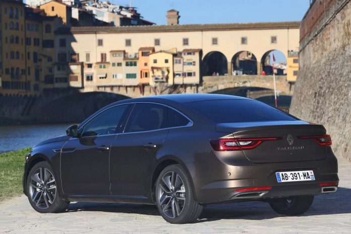 2016 Renault Talisman Pricing And Trims From 27 900 Car Revs Daily Com