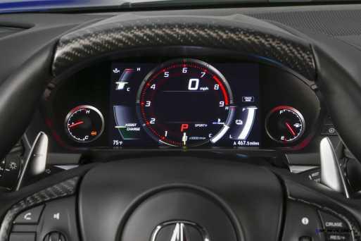 2017 Acura NSX - Sport+ & Track Modes.