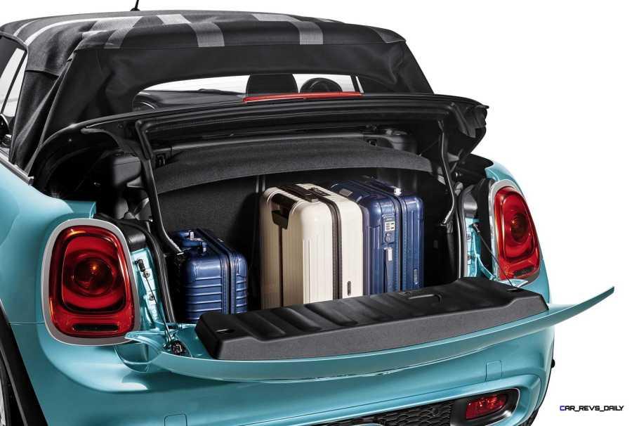 2017 MINI Cooper Cabrio 36