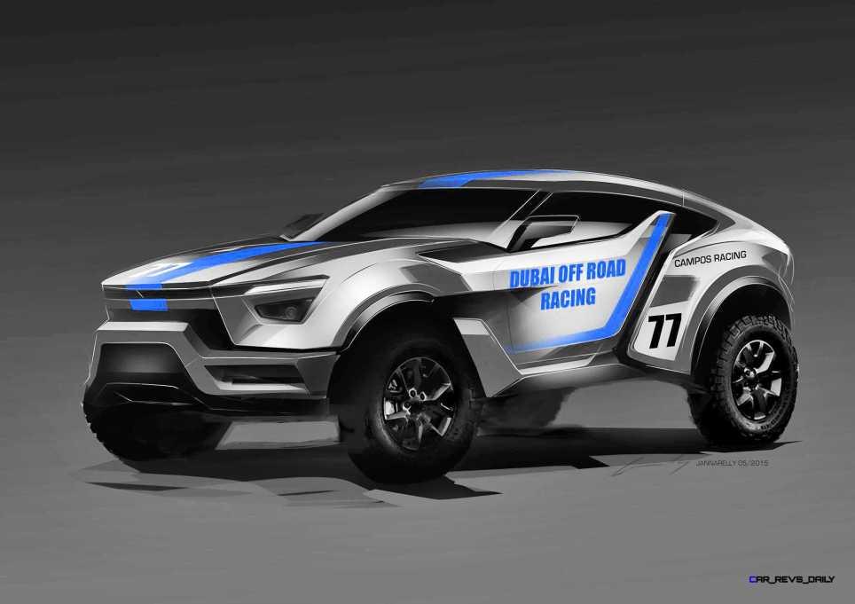 2017 Zarooq Sand Racer 7