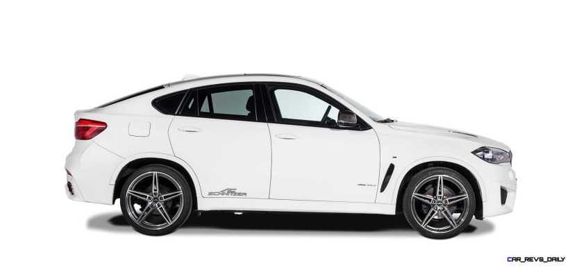 AC Schnitzer BMW X6 6