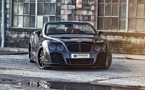 Bentley Continental GTC by PRIOD DESIGN 14