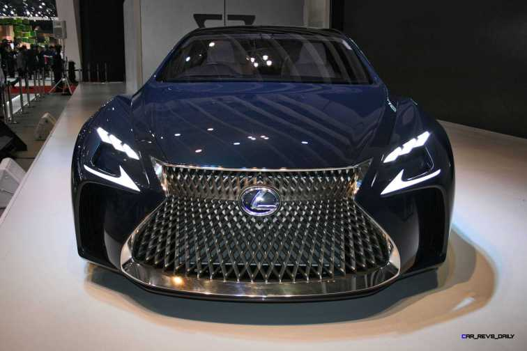 Lexus LF-FC-3 copy