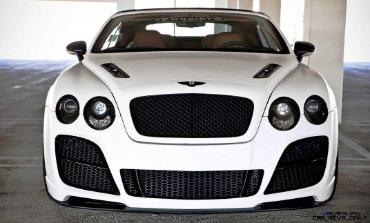 Prior Design Bentley Continental GT GTC Aerodynamics in Matte White_7038793141_o