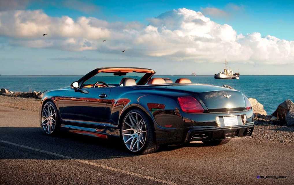 Prior Design Bentley Continental GT GTC Aerodynamics in gloss black_6841258733_o