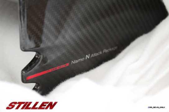 STILLEN Nissan GT-R NISMO N Attack Package 9