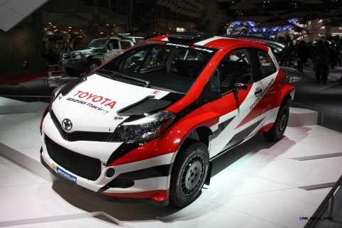 Toyota Aygo rally car copy