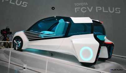 Toyota FCV-2 copy