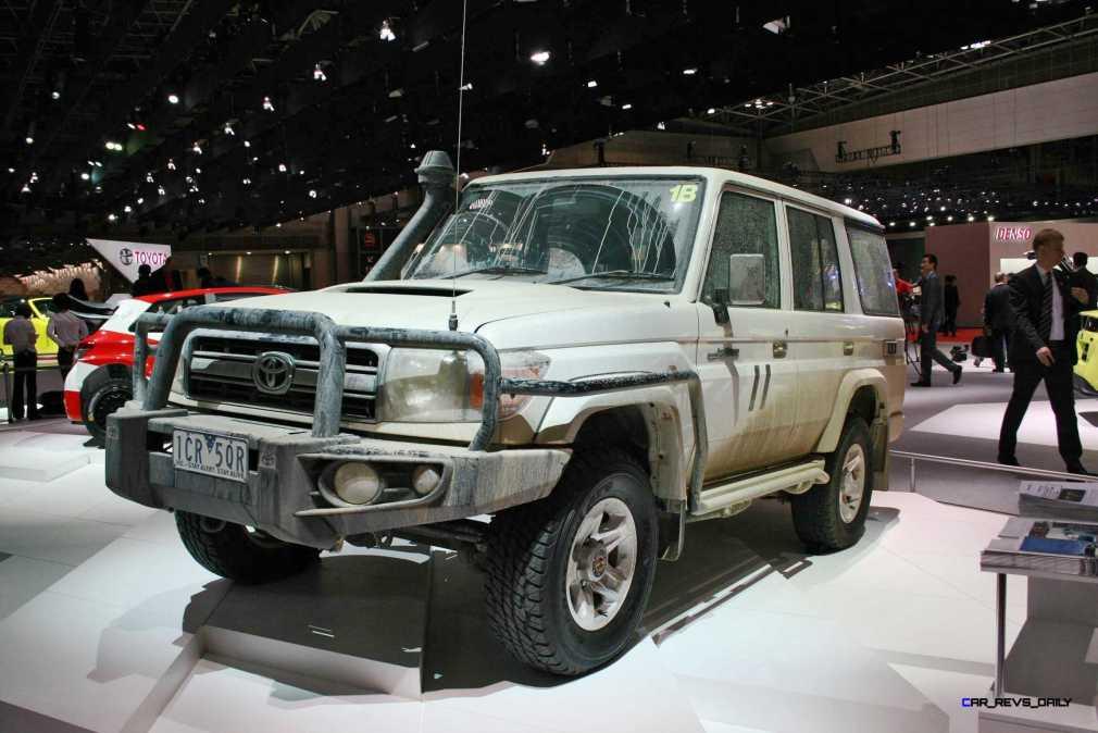 Toyota Land Cruiser copy