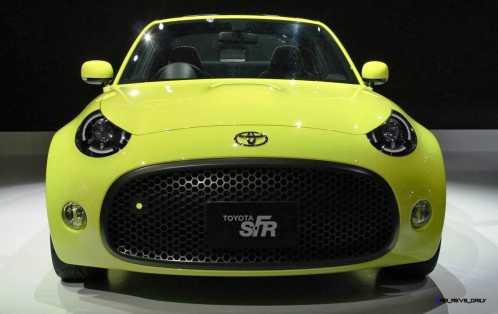 Toyota SFR-1 copy