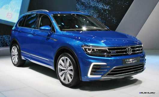 VW Tiguan GTE-1 copy