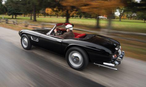 1959 BMW 507 Roadster Series II 11