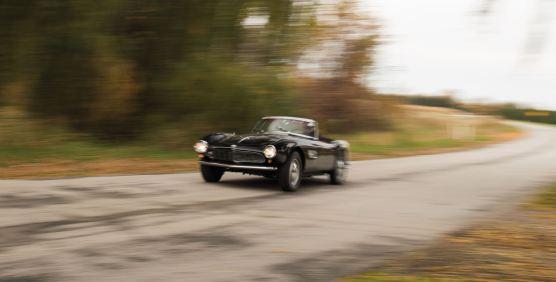 1959 BMW 507 Roadster Series II 14