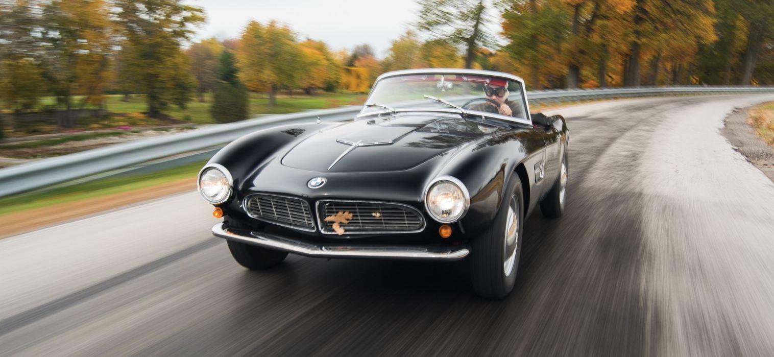 1959 BMW 507 Roadster Series II 8