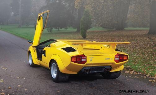 1981 Lamborghini Countach LP400 S Series III 24