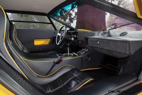 1981 Lamborghini Countach LP400 S Series III 4